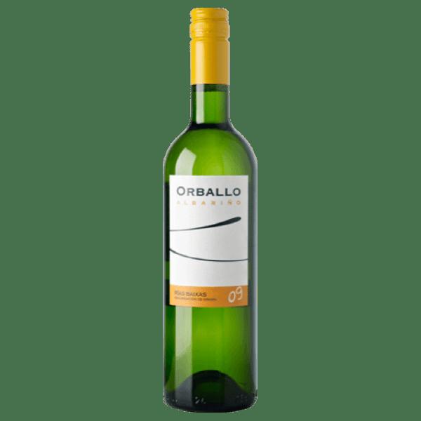 La Val Orballo Albariño bottle shot