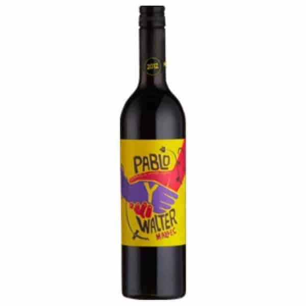 Pablo Y Walter Malbec - Inspiring Wines