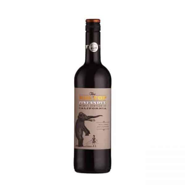 The Big Top Old Vine Zinfandel - Inspiring Wines
